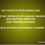 Hoy día de Reyes Magos 2020