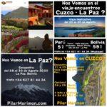 Encuentro Cuzco – La Paz Agosto 2020